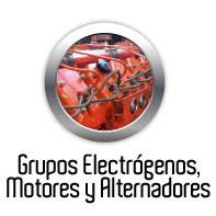 Grupos Electrógenos, Alternadores y Motorización: Mantenimiento y Recambios